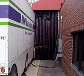 Bondor Mobile Hospital Trailer Seals