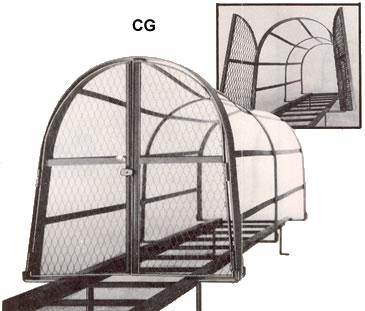 Series C Welded Steel Cages